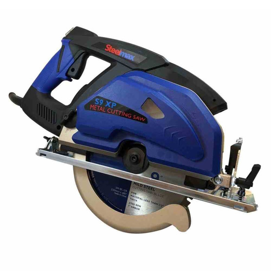 Steelmax SM-S-9XP 9 Metal Cutting Saw with Blade 115B-1