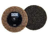 Shark 13019 3brown Coarse Usa Surfaceconditioning 25pk-1