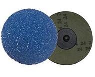 Shark SR13244 250 Grit Blue Zirconia Minigrinding Discs25 Pack-1
