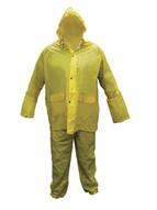 Sas Safety Corp 6812 Light Weight Pvc Rain Suit Medium-1