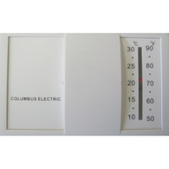 Sunstar Heating Products 30562000 24v Thermostat Temperature Range 50� To 90�f-1