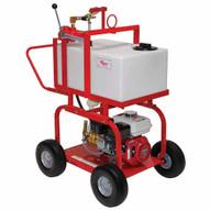 Rice Hydro Shore-Thing ST-312 Hydraulic Shoring Pressure Pump up to 2000 PSI W Honda 5.5 HP Motor-1