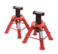 Sunex Tools 1210 10 Ton Low Height Pin Type Jack Stands (pair)-1