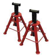 Sunex Tools 1310 10 Ton Medium Height Pin Type Jack Stands (pair)-1