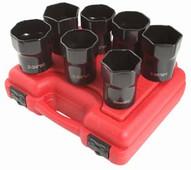 Sunex Tools 2847 7 Piece 1 2 Drive Wheel Bearing Lock Nut Socket Set-1