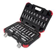 Sunex Tools 3879 79 Pc Chrome Socket Set 1438 Drive-1