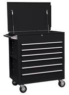 Sunex Tools 8057BK Premium Full Drawer Servicecart - Black-1