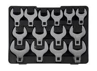Sunex Tools 9721A 14 Piece 12 Dr. Jumbo Saecrowfoot Wrench Set-1