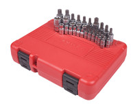 Sunex Tools 9934 34 Piece Master Star Socket Set-1