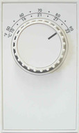 Sunstar Heating 30348100 Glass Two Stage Economy Thermostat For Indoor Applications-1