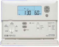 Sunstar Heating 30644100 Glass Two Stage Digital Setback Thermostat-1