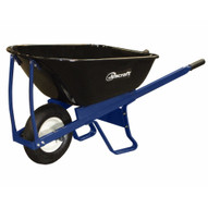 Jescraft SWK-610FF Wheelbarrow Kit - Single Wheel with 16 Flat Free Tire (Assembly Required)-1