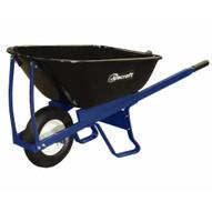Jescraft SWK-610 Wheelbarrow Kit - Single Wheel with 16 Pneumatic Tire (Assembly Required)-1