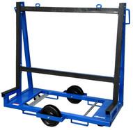 Jescraft SWP-5854 Six Wheel Pivoting Stone Cart-1