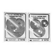 Tool Aid 94760 4 5 And 7 Phenolic Backing Disc Combination Pack-1