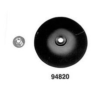 Tool Aid 94820 7 Quick Change Backing Pad With Hex Spindle Nut-1