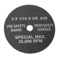 Tool Aid 94860 3 Cut Off Wheel 5 Pack-1