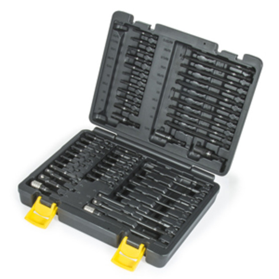 Titan Tools 16251 50 Piece Torsion Impact Set-1