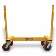 Telpro 1270 TROLL 3000 lb Capacity Drywall Cart-1