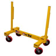 Telpro 1361 TROLL 4000 lb Capacity Drywall Cart-1