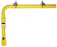 TPI Corp HDM-I I Beam Mount Kit for HDH Series Fans Yellow-1