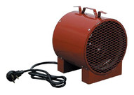 TPI Corp ICH-240C 240208v 40003000w Construction Utility Heater-1