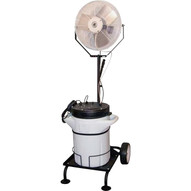 TPI Corp PM-18C 18 Power Mister 18 HP Cart Mount W 10 Gal. Cooler-1