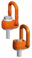 Pewag 33492 Plaw 4 Ton 1-8 G100 Pco Offset Lifting Point-2
