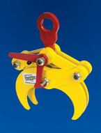 Terrier 3 TTL 3 Ton Lifting Clamp For Tubes & Solid Round Material-1