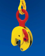 Terrier 7.5 TS 7.5 Ton Straight Lifting Shackleclamp For Steel Plates-1