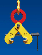 Terrier 1 FSV 1 Ton Screw Clamps For Lifting And Pulling Beams-2