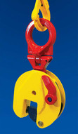 Terrier 9 STSU 9 Ton Universal Lifting Shackleclamp For Steel Plates Vertical & Horizontal-2