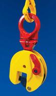 Terrier 9 TSU 9 Ton Universal Lifting Shackleclamp For Steel Plates Vertical & Horizontal-2
