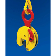 Terrier 17 TS 17 Ton Straight Lifting Shackleclamp For Steel Plates-1