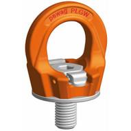 Pewag 98055 Plgw U 1-12 15000 Lb 1-12-6 Eyebolt Lifting Point-3
