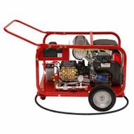 Rice Hydro TRH-10 Hydrostratic Plunger Test Pump 4 GPM 5000 PSI 20 HP Honda-1