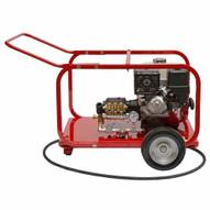 Rice Hydro TRH-8 Hydrostratic Plunger Test Pump 4 GPM 3600 PSI 13 HP Honda-1