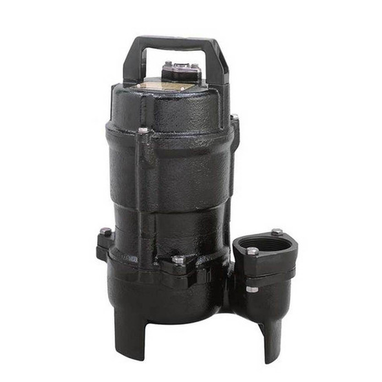 Tsurumi 50UTZ2.75S Automatic 1 Hp Sump Pump-1