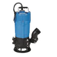 Tsurumi HSD2.55S Manual Electric 34 Hp Sand Pump-1