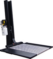 Tuxedo Distributors SC-2K 2000 Lbs. Single Columnlawnmower Storage Lift - 110v-1