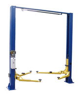 Tuxedo Distributors TP9KACX 9000 Lb. Two Post Lift Clearfloor-1