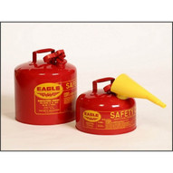 Eagle Manufacturing UI-50-S 5 Gallon Type I Red Safety Can-1