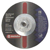 Metabo 616313000 6 in. x 18 in. x 78 in. A30R Type 27 Wheels For Steel Quantity in Box 25-1