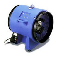 Americ Corporation VAF8000B-3 blower extractor High Capacity Ventilator 3 Phase 440 Volt-1