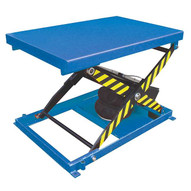 Vestil ABLT-1000 Heavy Duty Air Bag Scissor Lift Table-1