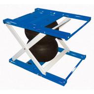 Vestil ABLT-H-1-32 Ergonomic Air Bag Scissor Lift Table-1
