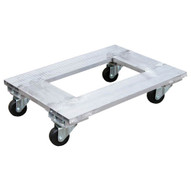 Vestil ACP-1824-9 Aluminum Channel Dolly-1