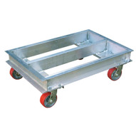 Vestil ACP-4042-20 Aluminum Channel Dolly-4