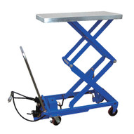 Vestil AIR-800-D Air Hydraulic Steel Cart-1