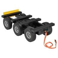 Vestil ALL-T-D8W-1400 All Terrain Eight Wheel Dolly 1400 Lb Capacity-1